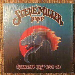 Steve Miller Band album music